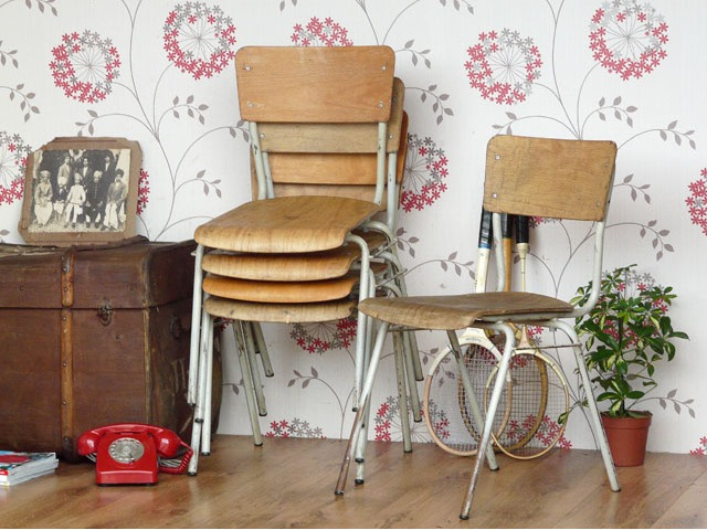 Old School Chairs, £27.50