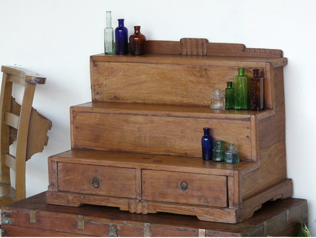 Old Art Deco Collection Box, £275