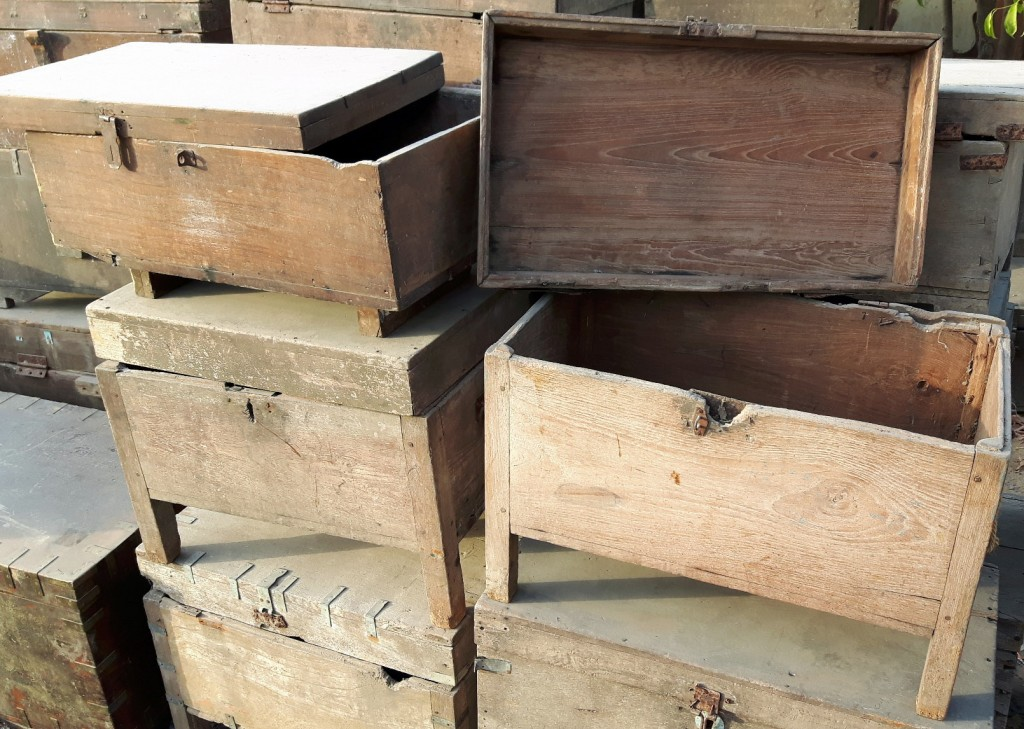 old chests