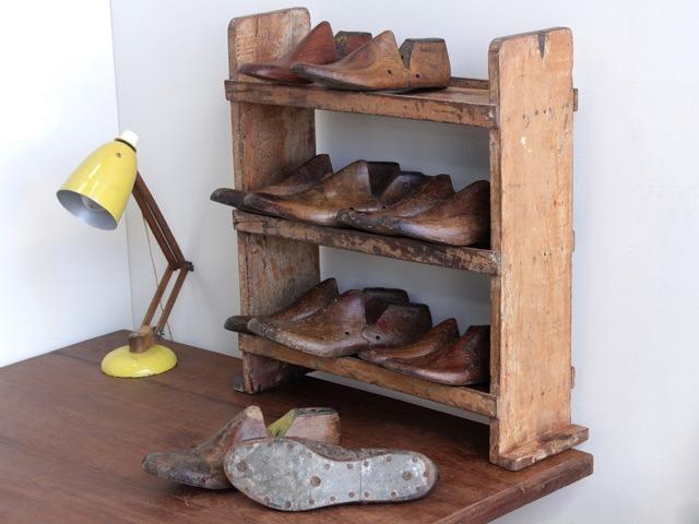 Vintage Shoe Lasts, £35
