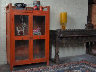 A Scaramanga vintage cabinet