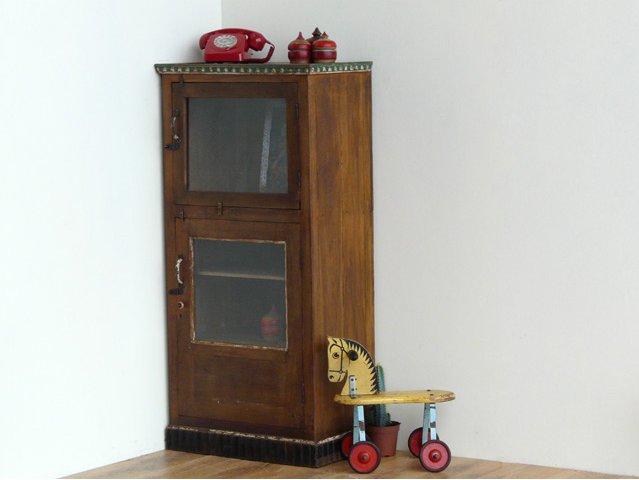 Vintage Carved Cabinet, £375