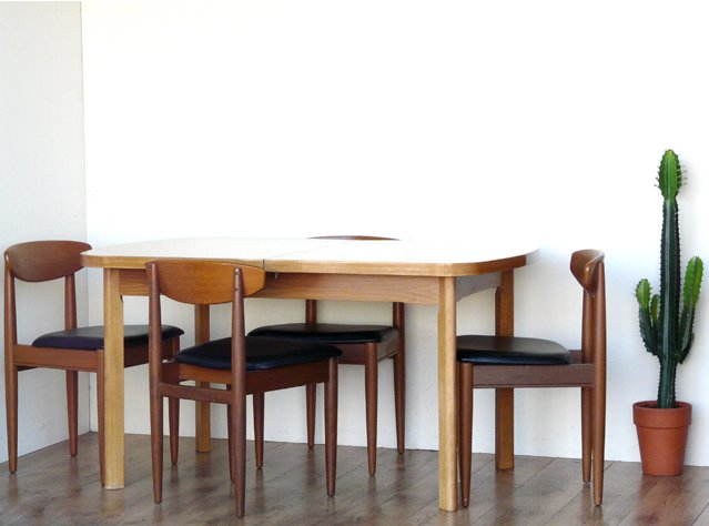 Retro Dining Table by Quitmann, £360
