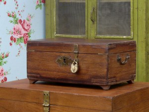 Lock Your Treasures Up Safely in Style in an Old Scaramanga Chest