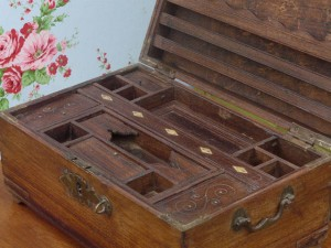 One of Scaramanga's Many Old Wooden Chests