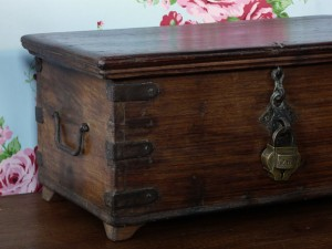 One of Scaramanga's more subtle pirate style treasure chests