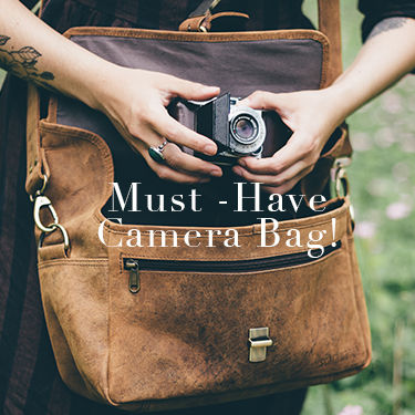 Must Have Camera Bag