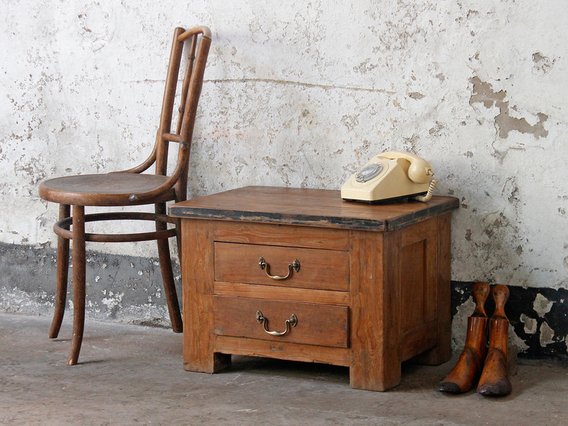 View our  Antique Chest Of Drawers from the  Vintage Tables & Desks collection