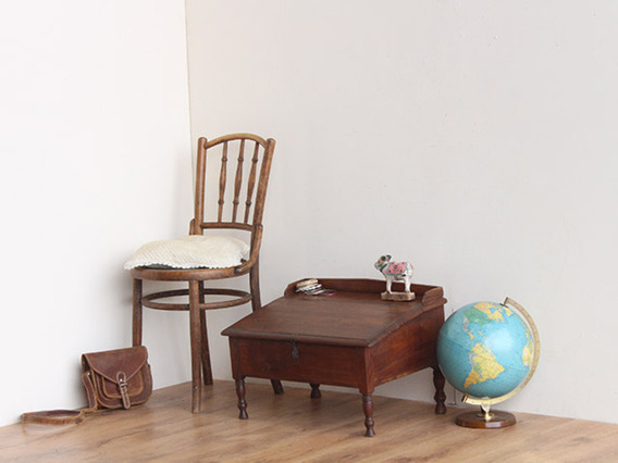 View our  Antique Merchant's Desk  from the   collection
