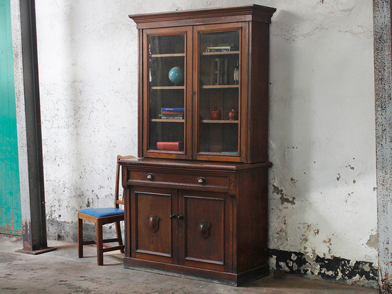 View our  Antique Oak Dresser from the  Vintage Cabinets & Cupboards collection