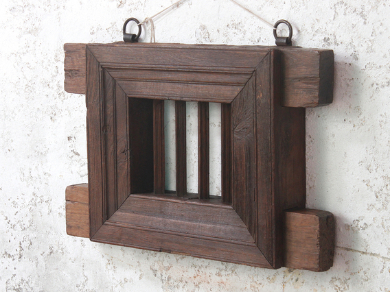 Antique Window Frame