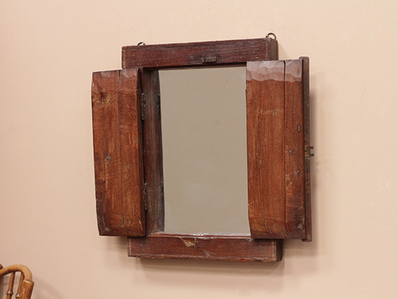 View our  Antique Window Frame Mirror  from the  SALE collection