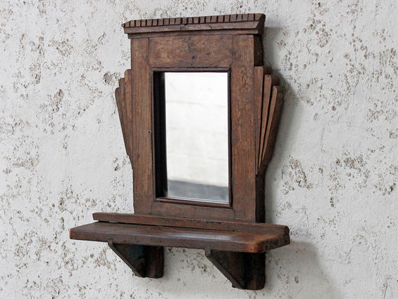 View our  Art Deco Mirror from the  Wooden Mirrors collection
