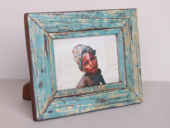 View our  Blue Photo Frame from the  Wedding Gifts & Decor collection