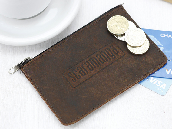 View our  Brown Coin Purse from the   collection