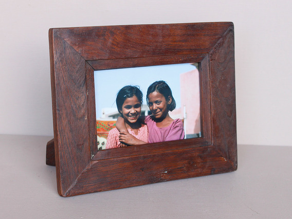 View our  Brown Photo Frame from the  Gifts For The Home collection
