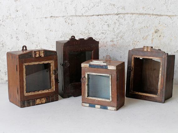 Clock Display Cabinet