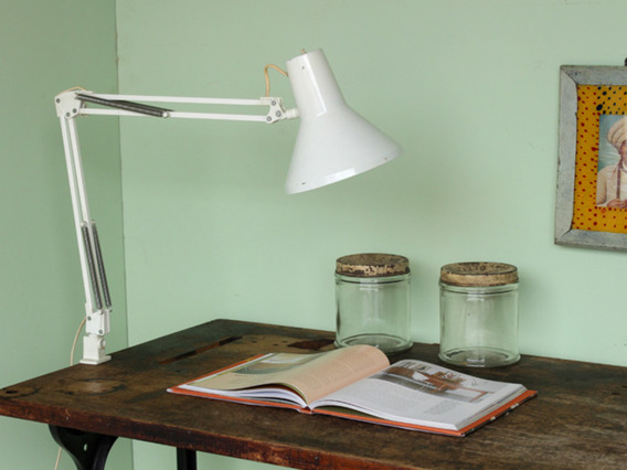 View our  Classic 1970's Anglepoise Style  Lamp from the  Vintage & Retro Lighting collection