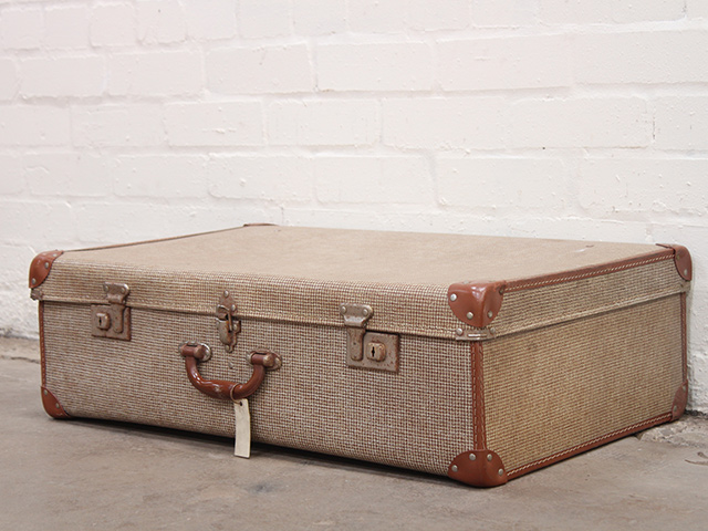 View our  Classic Vintage Suitcase from the   collection