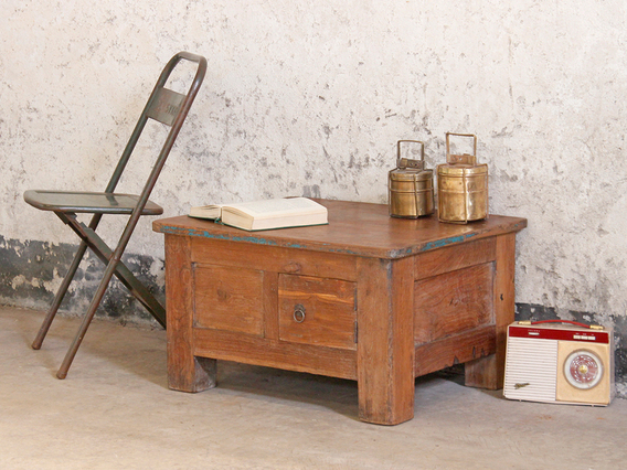 View our  Coffee Storage Table from the  Vintage Tables & Desks collection