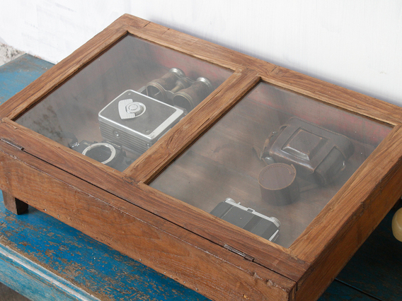 View our  Vintage Display Cabinet from the   collection