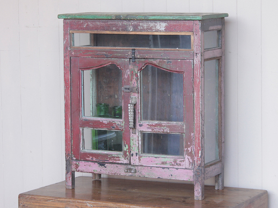 View our  Colourful Glass Display Cabinet from the   collection