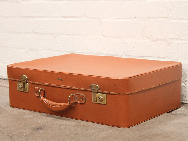 Colourful Vintage Suitcase by Antler - Vintage Suitcases - Scaramanga