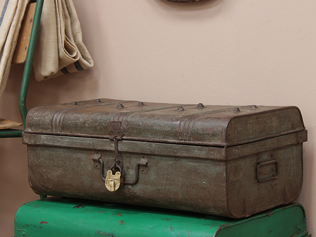 View our  Distressed Metal Travel Case  from the   collection