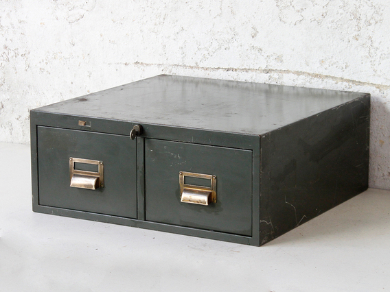 View our  Metal Filing Cabinet from the  Vintage Cabinets & Cupboards collection