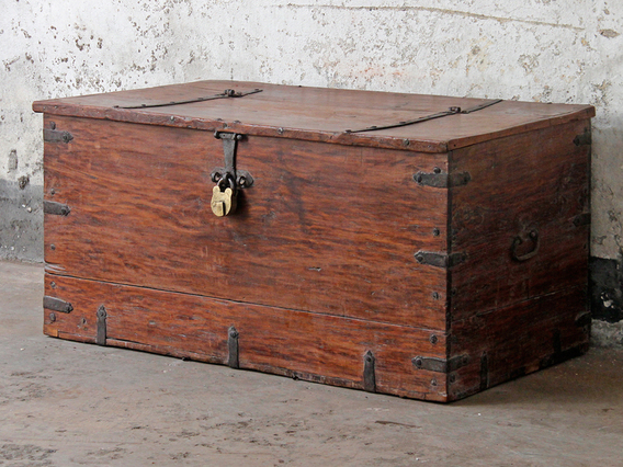 View our  Wooden Storage Chest from the  Toy Chest collection