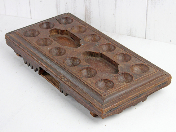 View our  Vintage Mancala Jewellery Tray from the  Mirrors  collection