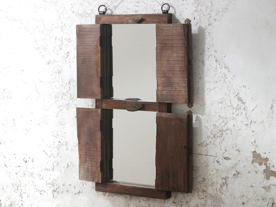 View our  Large Vintage Mirror  from the  Upcycled collection
