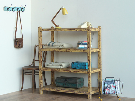 View our  Large Vintage Shelving Unit  from the   collection