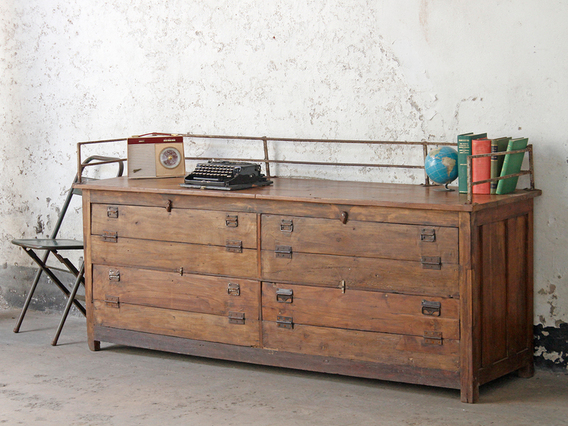View our  Vintage Shop Counter from the  Sold collection