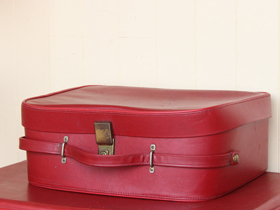 View our Women Lip-Stick Red Vintage Suitcase from the Women Sold collection