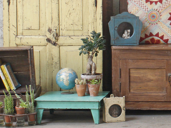 View our  Livingroom Side Table from the  Vintage Tables & Desks collection