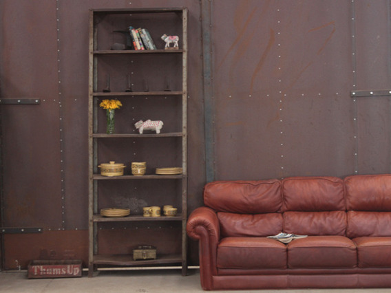 View our  Metal Industrial Shelving OFRN70097 from the   collection