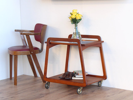 View our  Mid-Century Sika Mobler Cocktail Trolley from the  Vintage & Retro Lighting collection