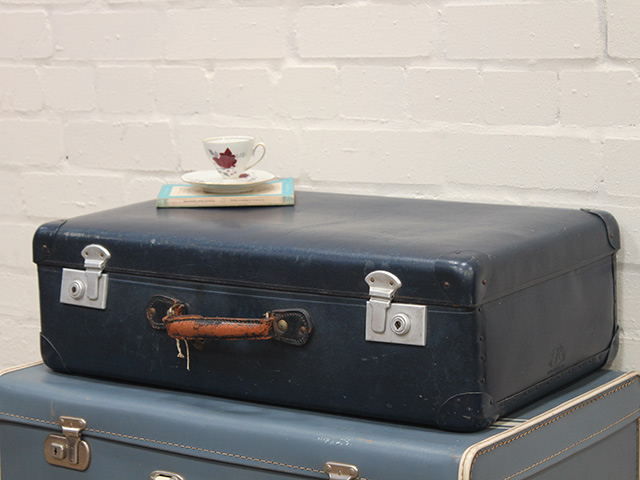 View our  Mid-Century Suitcase from the   collection