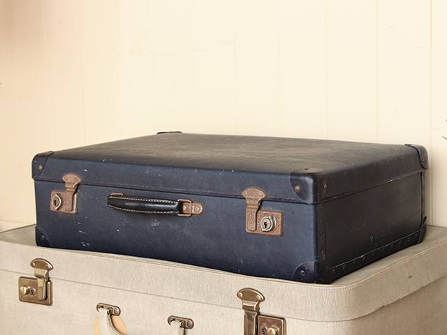 View our  Mid-Century Suitcase by Globe Trotter from the   collection