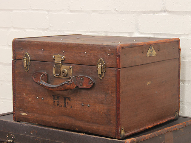 View our  Mid-Century Travel Box Case from the   collection