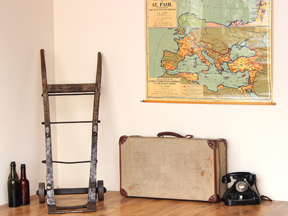 Military Suitcase