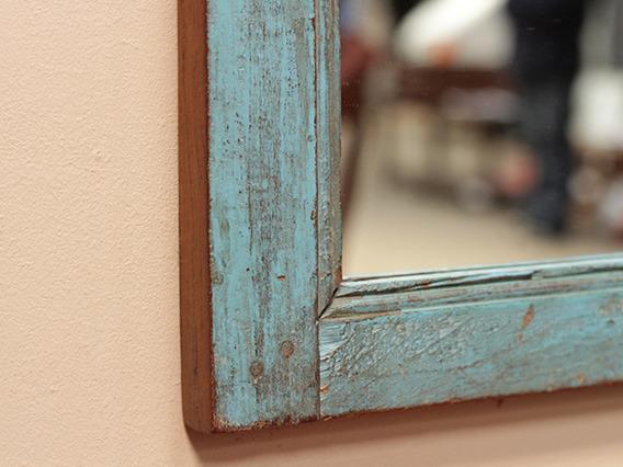 Old Blue Mirror (C)