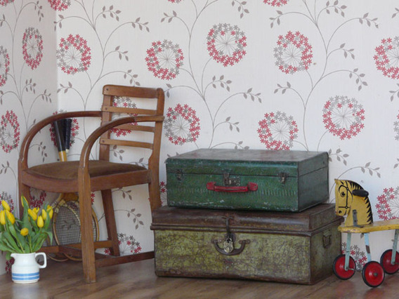 Old Iron Suitcase 240