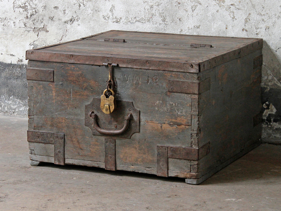 View our  Old Military Chest from the   collection