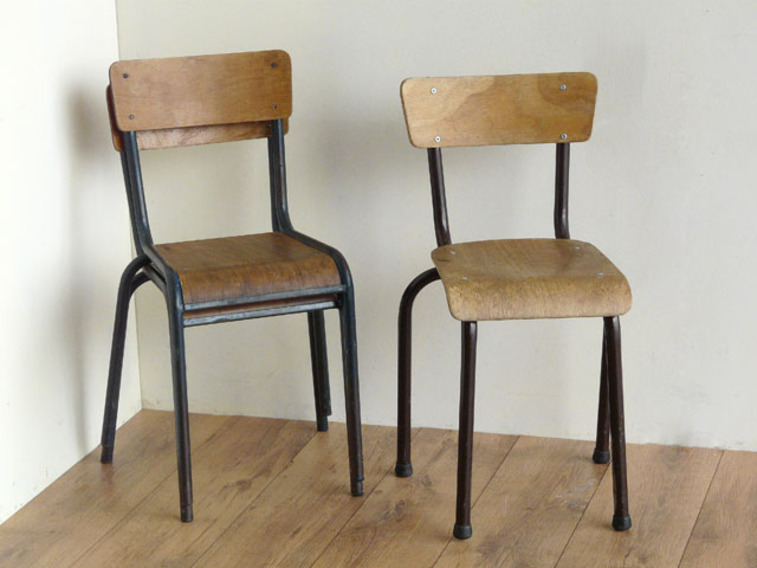View our  Old School Chairs (set of 3) from the   collection