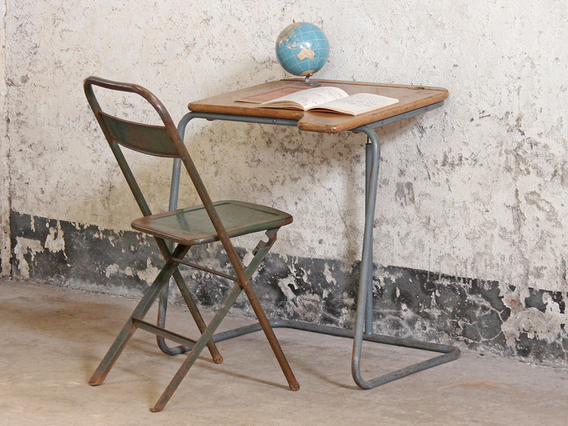 View our  Old School Desk by James Bennet from the   collection