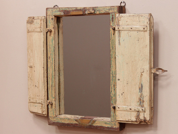 View our Women Old Shuttered Wall Mirror from the Women Sold collection