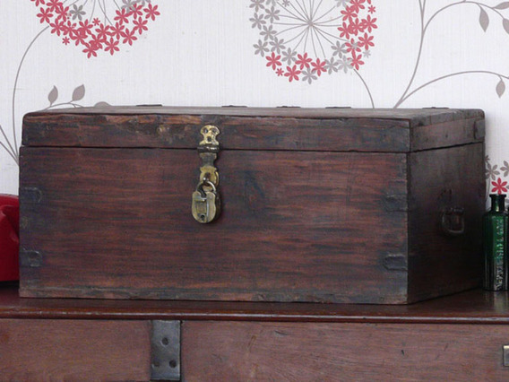 View our  Old Storage Chest from the   collection