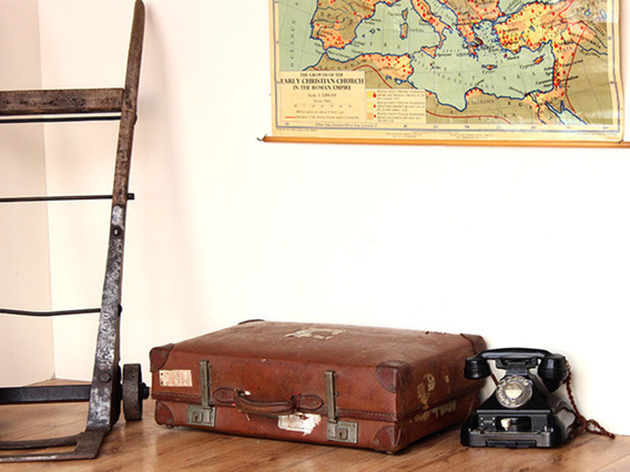 View our  Old Suitcase TLNM45163 from the   collection